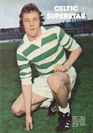 The Bhoy in the Picture: Johnny Doyle
