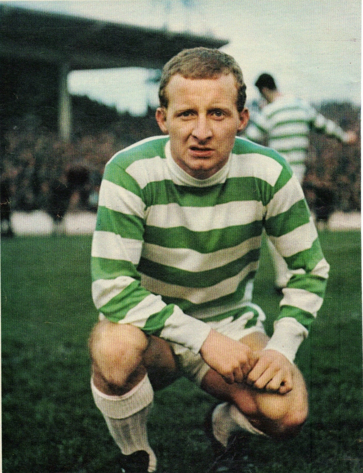 The Bhoy in the Picture: Jinky