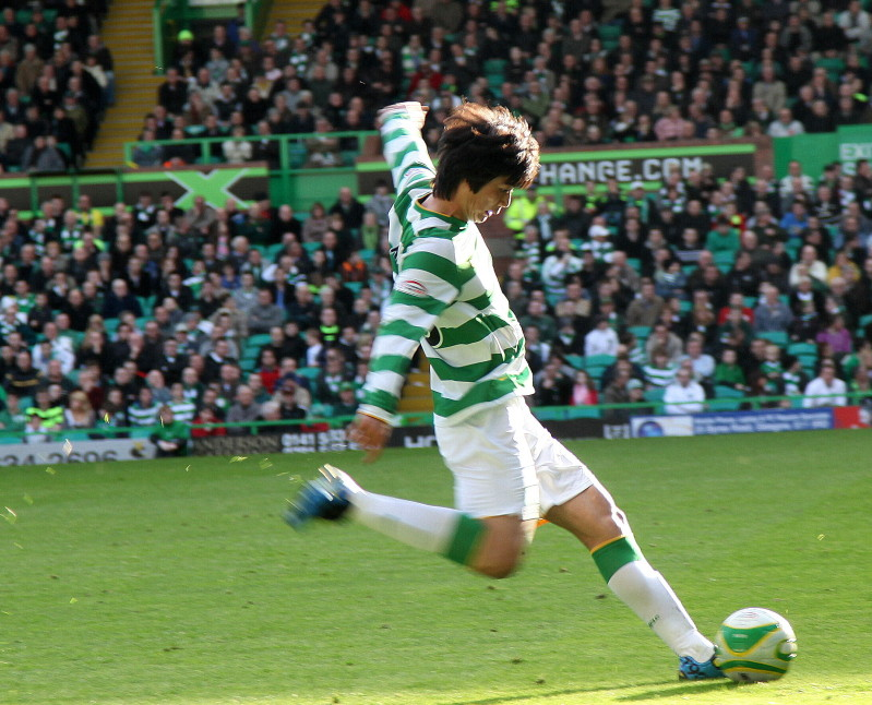 Celtic V St Johnstone In Pictures