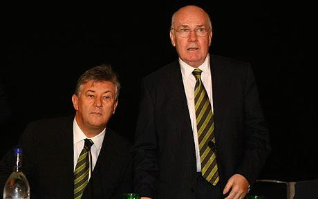 Lawwell, Reid: Time to Lead or Quit