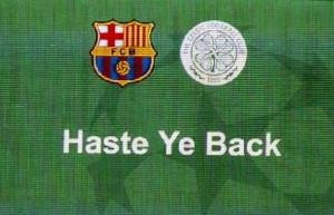 hasteyeback