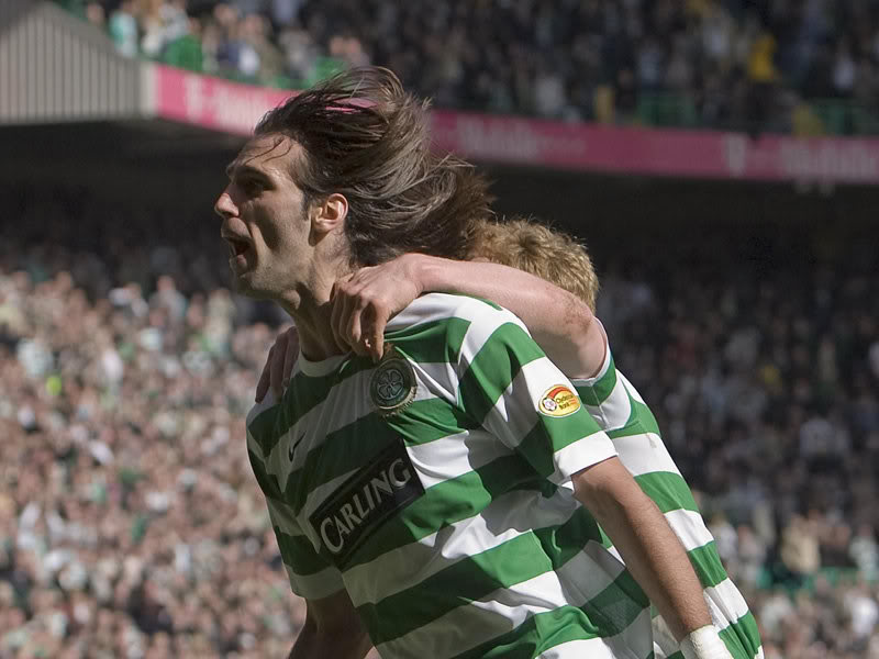 Top Ten Players of the Season: No 10 – Samaras