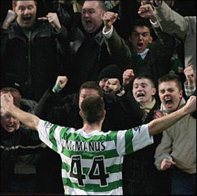 Farewell Stevie Bhoy