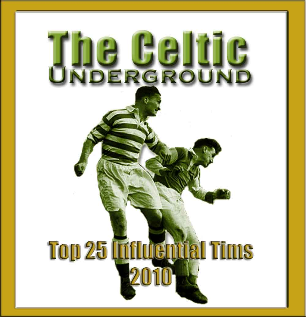 Top 25 Most Influential Tims Online 2010