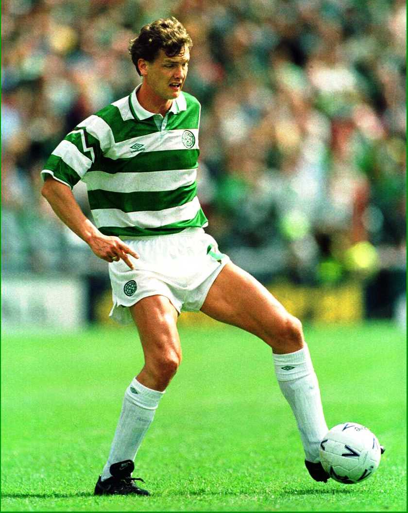 The Bhoy In The Picture: Gary Gillespie