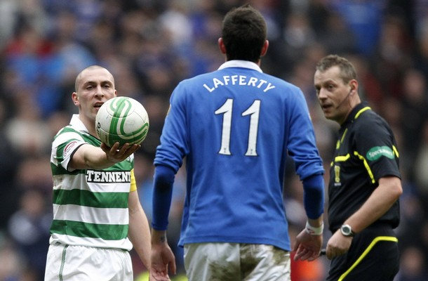 Celtic V Rangers: The Jhimbo Match Report