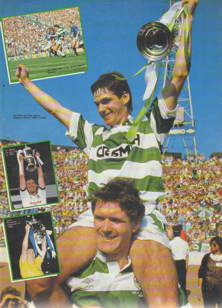 The Bhoy In The Picture: Joe Miller