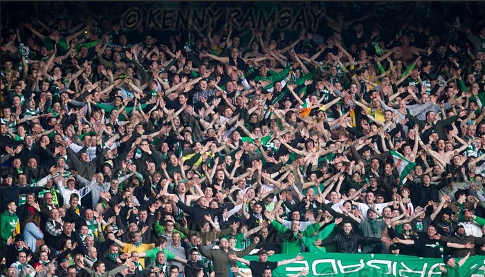 The Changing Face of the Celtic Support