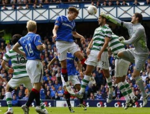 Ranting About Defeat to Rangers