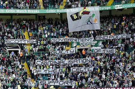 Let The Green Brigade Sing