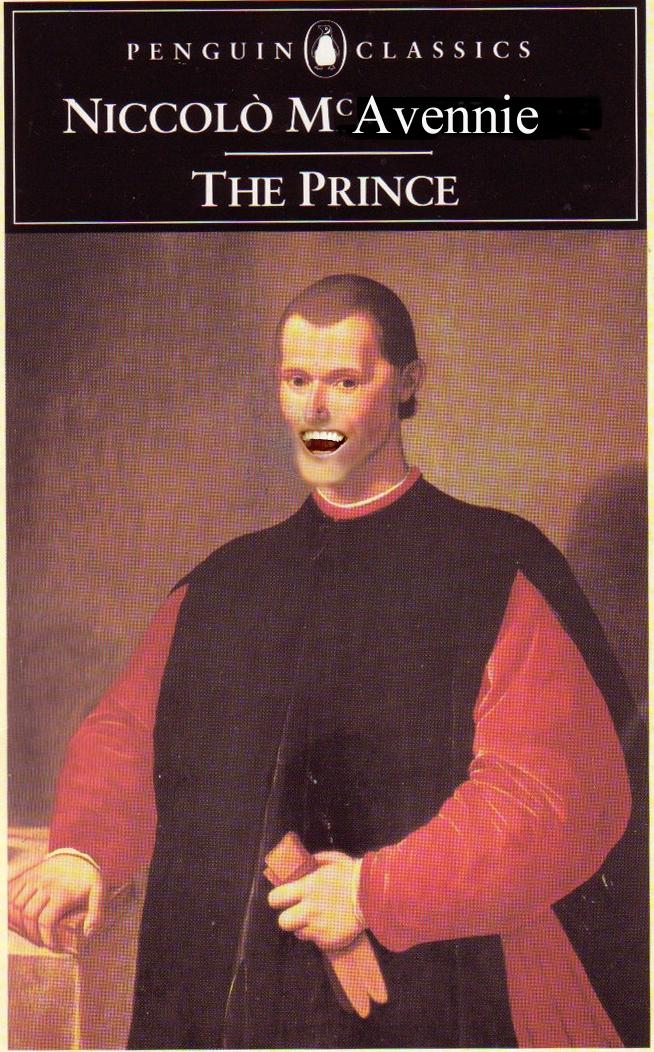 "Frank McAvennie's ""The Prince"""