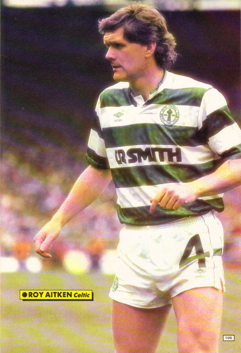 The Bhoy In The Picture – Roy Aitken