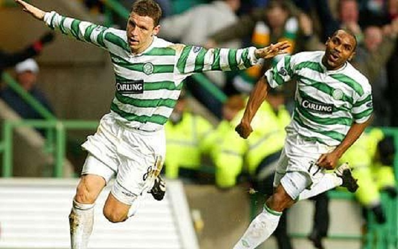 Flashback: Thompson & Agathe Sign For Celtic