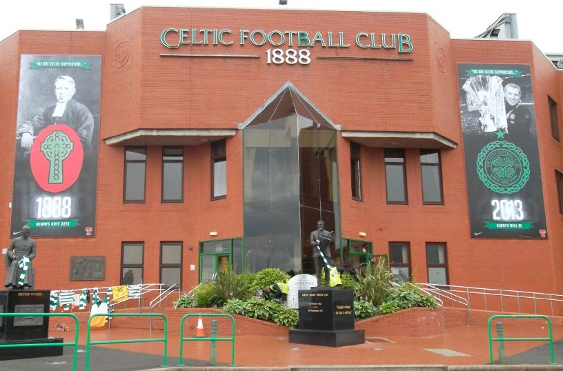 front_of_celtic_park_2012