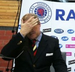 Rangers & The UEFA License. Cock-Up or Conspiracy