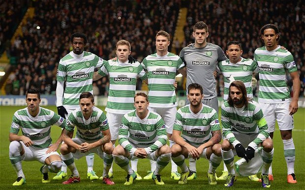 Celtic Mid Term Report