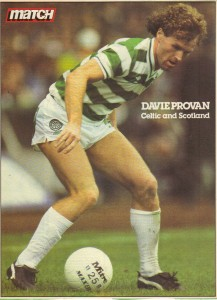 The Celtic Underground Podcast No.221 – My Celtic Life: Davie Provan