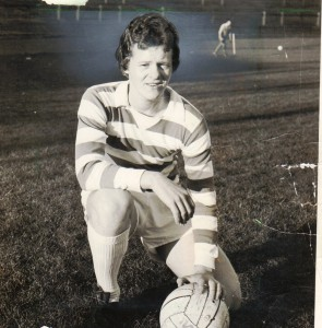 The Celtic Underground Podcast No247(a) – My Celtic Life: Andy Ritchie