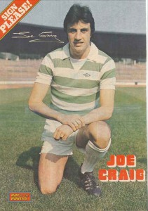 The Celtic Underground Podcast No255 – My Celtic Life: Joe Craig