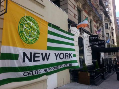 MAKING THE CELTIC HEART GROW FONDER