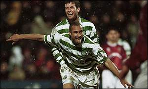 HIS GREATEST GAME – HENRIK LARSSON – HEARTS 0-3 CELTIC 2001