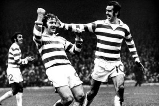 HIS GREATEST GAME – DIXIE DEANS – 1973 CELTIC 7-0 PARTICK