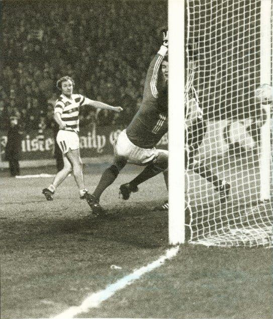 HIS GREATEST GAME – JOHNNY DOYLE – 1980 ST MIRREN 2-3 CELTIC