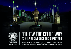 Celtic Underground No263 – Tony Hamilton on Football For Good