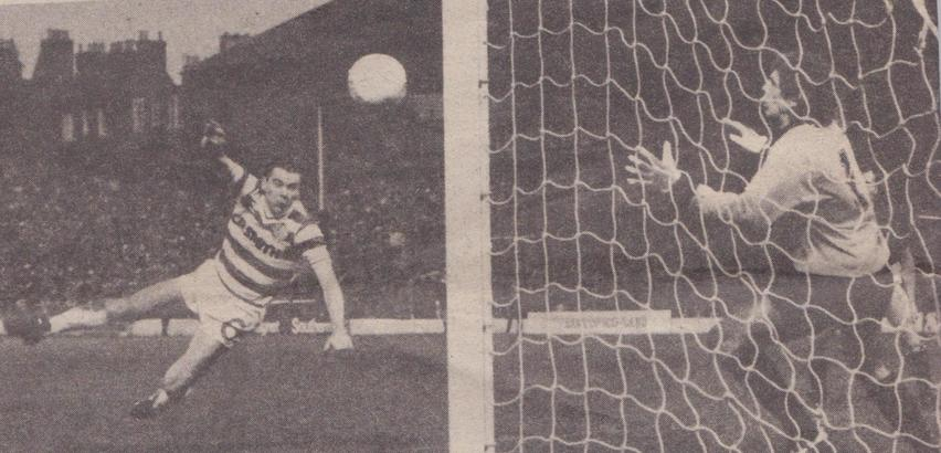 His greatest game – Brian McClair – 1984 Hearts 1-5 Celtic