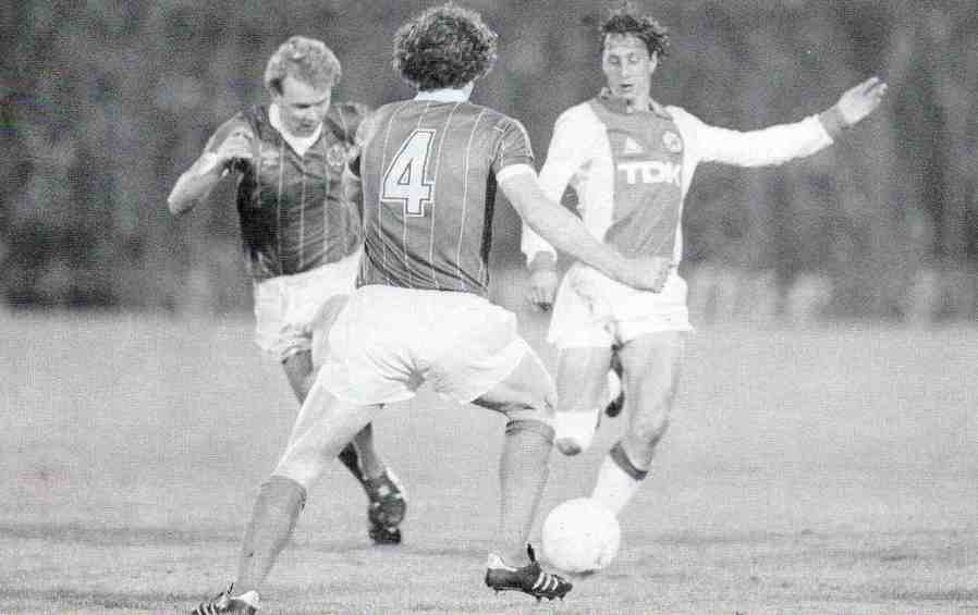 His greatest game – Graeme Sinclair – 1982 Ajax 1-2 Celtic