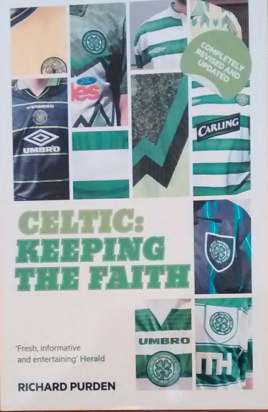 Book review – CELTIC: KEEPING THE FAITH