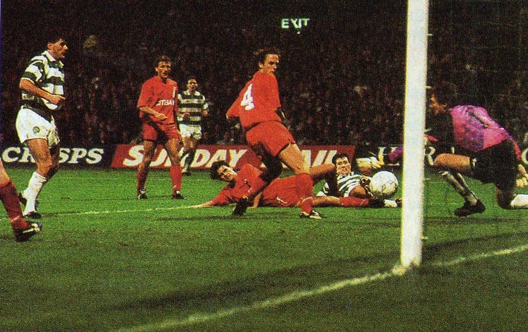 His greatest game – John Collins – Celtic 3-0 Cologne 1992