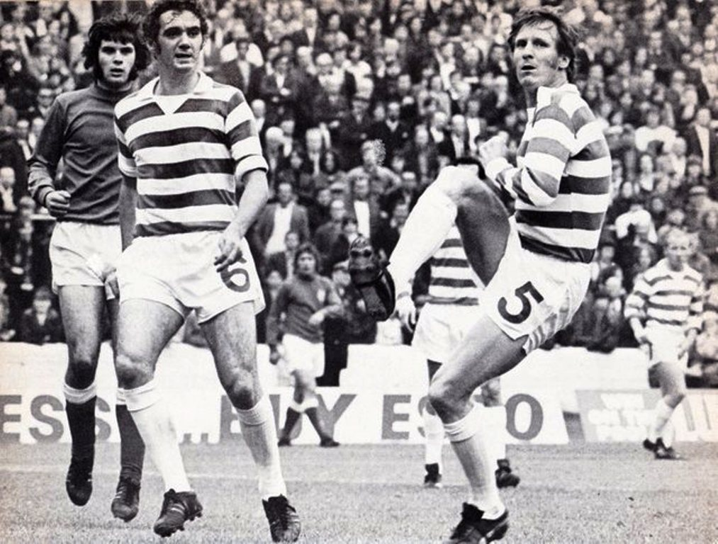 HIS GREATEST GAME – GEORGE CONNELLY – 1972 CELTIC 3-1 RANGERS
