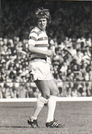 HIS GREATEST GAME – TOM MCADAM – 1982 CELTIC 2-1 RANGERS