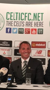 Celtic Underground – Brendan Is Here…