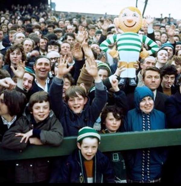 celtic fans 1971 3