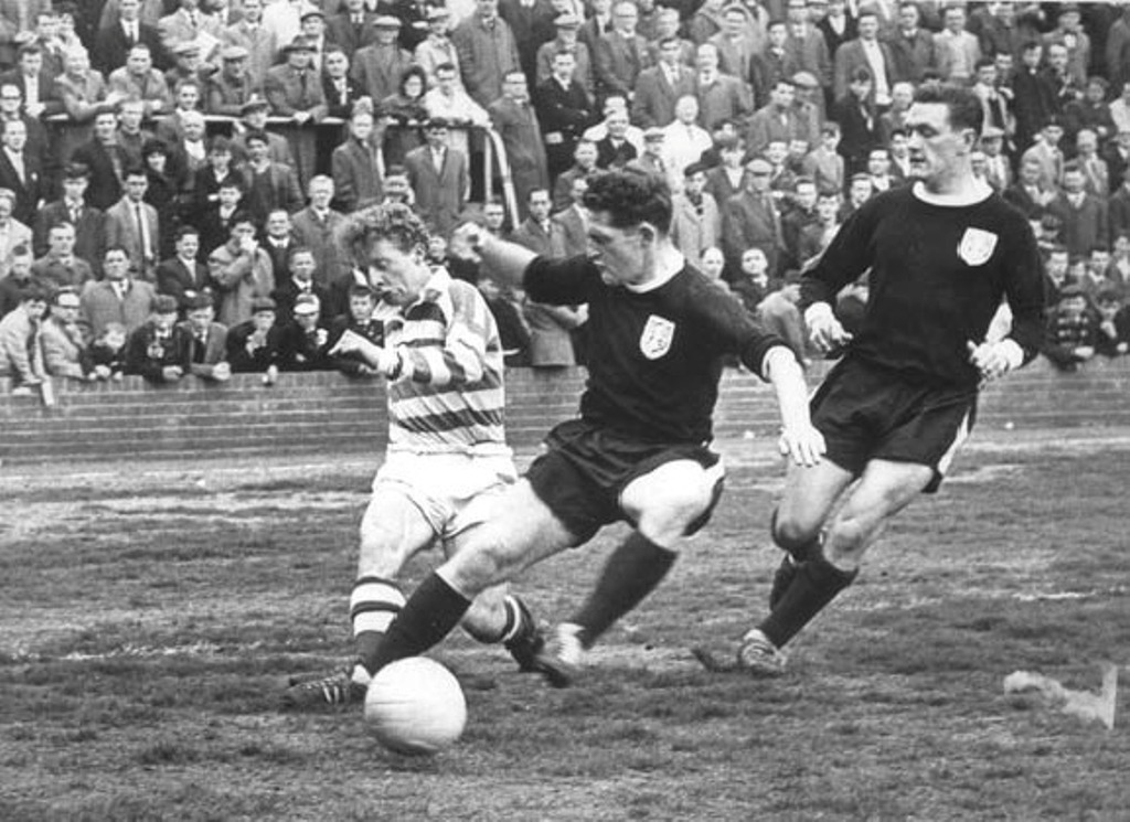 DEBUT DAYS – JIMMY JOHNSTONE