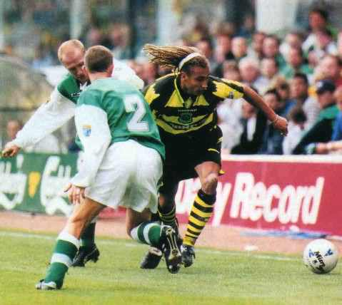 DEBUT DAYS – HENRIK LARSSON