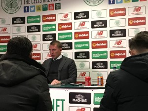 Brendan - Hearts Post Match