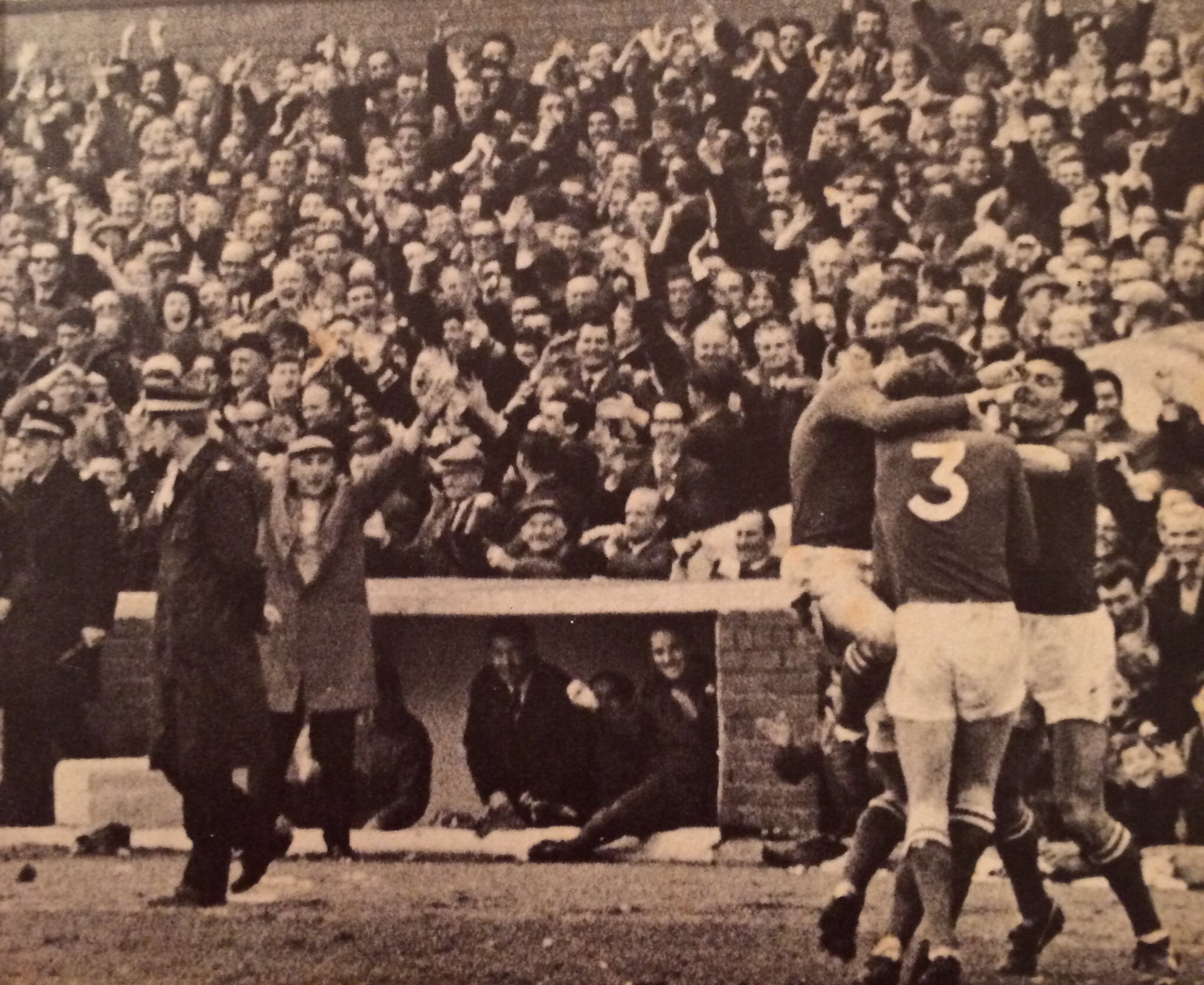 LATE ARRIVALS – MORTON 1968