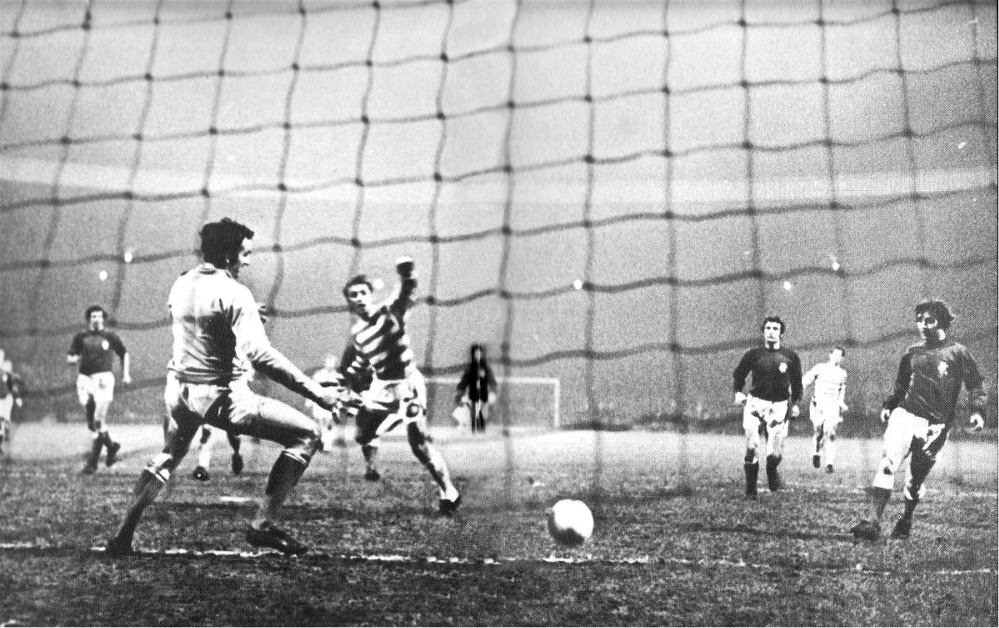LATE ARRIVALS – 1972 CELTIC 2-1 RANGERS