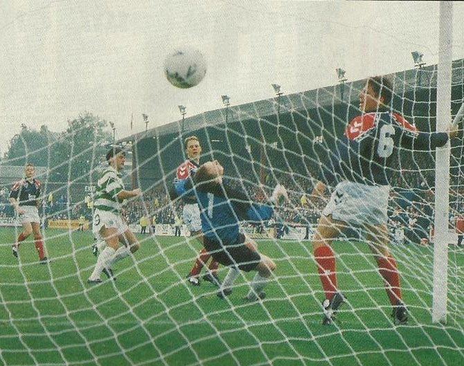 LATE ARRIVALS – 1992 FALKIRK