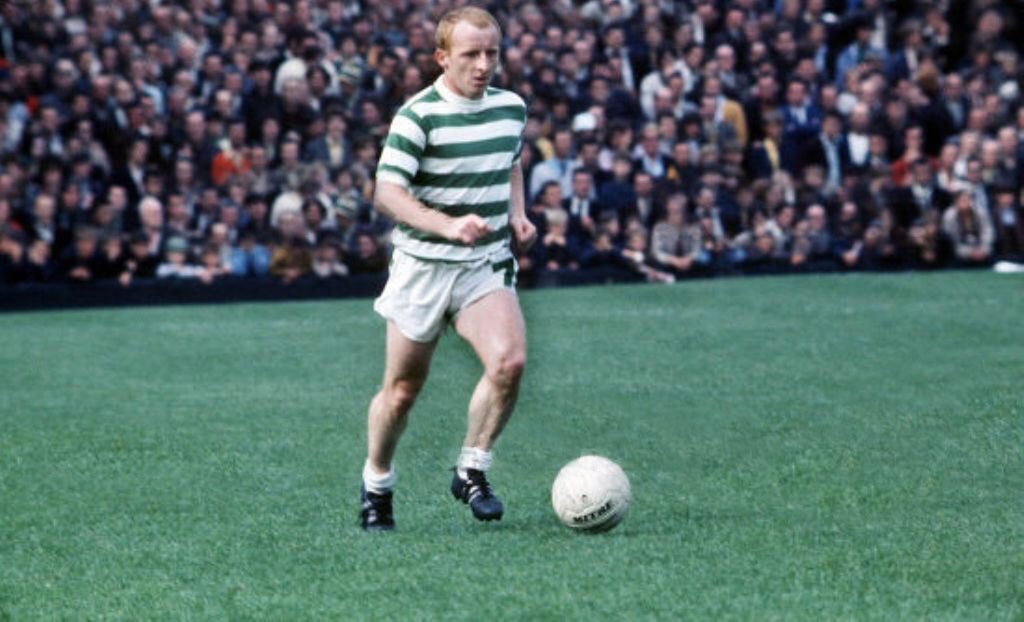 JIMMY JOHNSTONE TRIBUTE