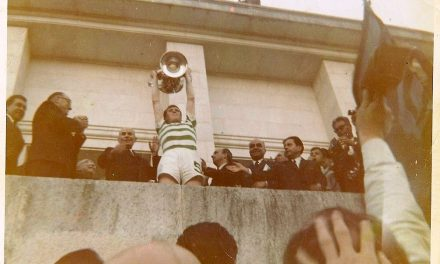 BILLY MCNEILL – FROM EASYBEAT TO LISBON LION