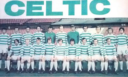 JOCK STEIN'S TEAM OF THE SEVENTIES