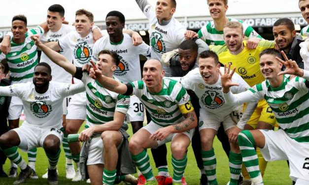 THE TEN REASONS WHY CELTIC WON THE TITLE