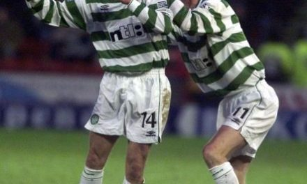 SOUND THRASHINGS 1999 ABERDEEN 0-6 CELTIC