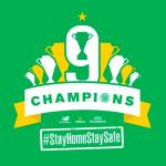 9iar Champions again…