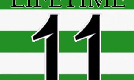 The Celtic Lifetime XI Podcast No.3