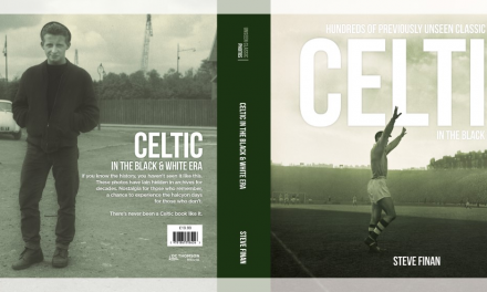 CELTIC IN THE BLACK AND WHITE ERA – BOOK REVIEW